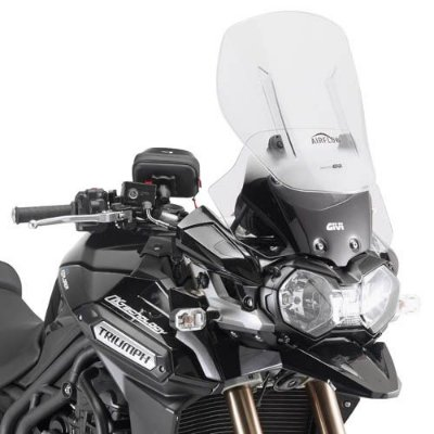 Bolha Alta - Air Flow - GIVI para Tiger 1200 Explorer