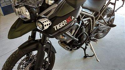 Protetor de Carenagens para Tiger 800 XCx e XCa ( com protetor motor original )