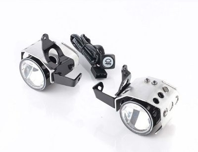 Kit Faroletes LED Triumph original para Tiger 800