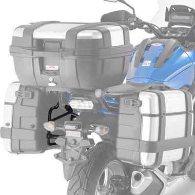Suporte Lateral de Baús GIVI para Honda NC 750X - nova