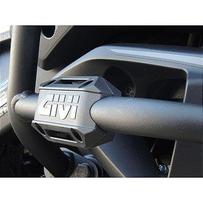 Kit proteção plástica para protetores de motor GIVI