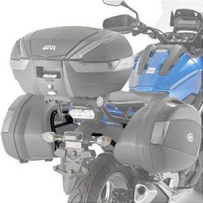 Suporte Lateral de Baús GIVI - V35 - para Honda NC 750X novas