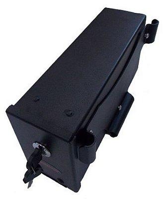 Bagageiro Porta Objetos em Aluminio para Super Tenere 1200 - Lateral direito