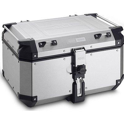 Baú Top-Case Givi 58L - Linha Trekker OUTBACK - Aluminio