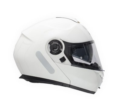 Capacete Givi X21 Modular (escamoteável) Branco