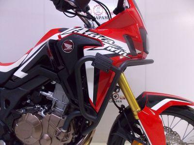 Protetor de carenagens para Honda Africa Twin CRF1000 Preto