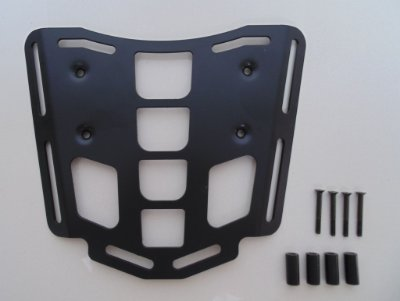 Bagageiro Chapa para bagagens - Tiger 800 - até 2016