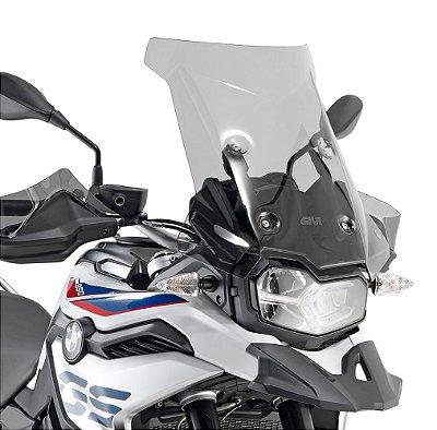 Bolha alta / Pára-Brisa Givi FUMÊ para BMW F850 GS