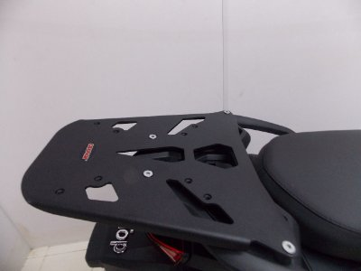 Bagageiro suporte traseiro para BMW F750 e F850 GS Sport