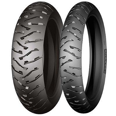 Pneu Michelin Anakee 3 -PAR- Traseiro 150/70-17 + Dianteiro 90/90-21