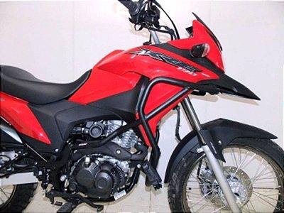 Protetor de motor e carenagens para Honda XRE 190 com pedaleira