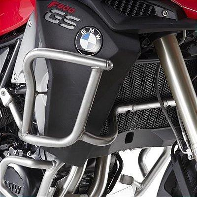 Protetor de motor e carenagens para BMW F800 GS - Adventure - Givi em AÇO INOX