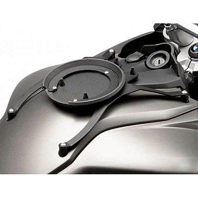 Flange de encaixe e fixação de Bolsas Givi TankLock - Modelo especifico para BMW F800 GS