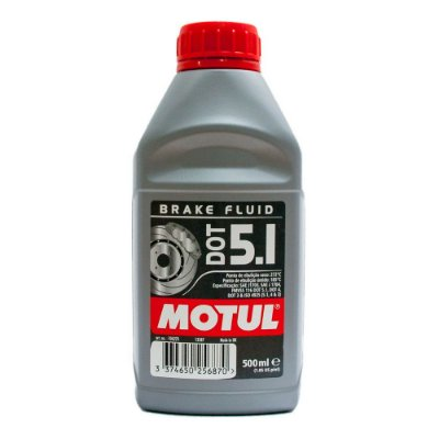 Motul Brake Fluid - Fluido De Freio - DOT 5.1