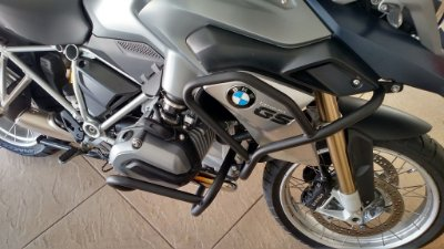 Protetor de motor e Carenagens para BMW R1200 GS