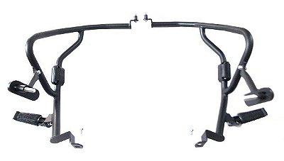 Protetor de carenagens ( superior ) para Tiger 900 com pedaleiras