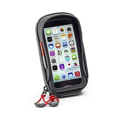 Bolsa Givi S956B para Iphone 6 no guidão