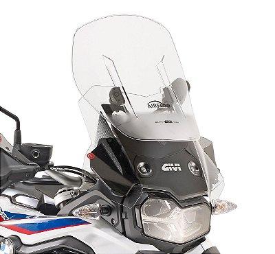 Bolha alta ajustável Air-Flow Givi para BMW F850 GS