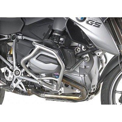 Protetor de motor para BMW R1200 GS - Givi em AÇO INOX