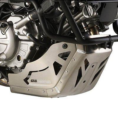 Protetor de Cárter GIVI para Suzuki Vstrom 650 - novas
