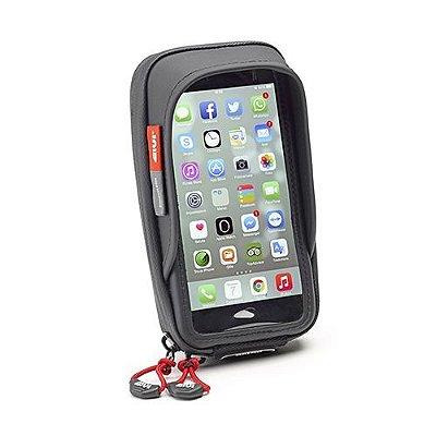 Bolsa Givi S957B suporte para celular - smartphone - iphone - no guidão