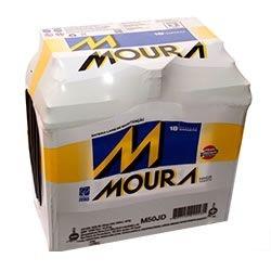 Bateria Moura 50ah (Honda Civic) (Em até 4x s/juros) (A Base de Troca)