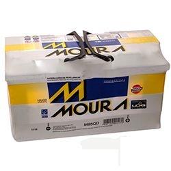 Bateria Moura 95ah (Em até 4x s/juros) (A base de troca)