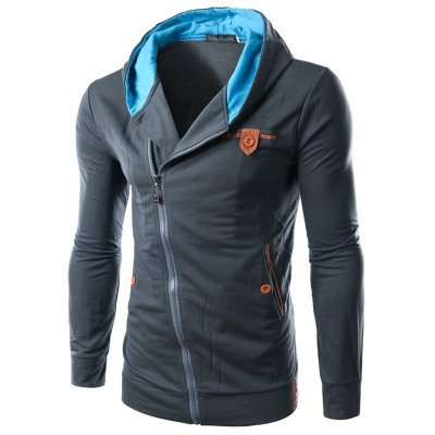 Jaqueta Masculina hooded