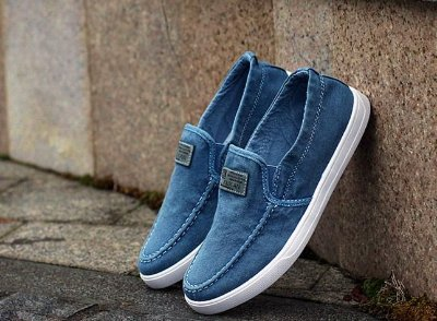 Sapato Masculino Casual Slim