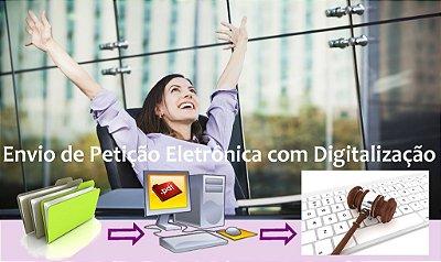 02-Assinatura Mensal: Serviços Para Advogados - Envio de Petições Eletrônicas: Pessoalmente ou Via Acesso Remoto.