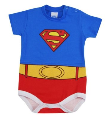 Body Fantasia Superman - GET  BABY