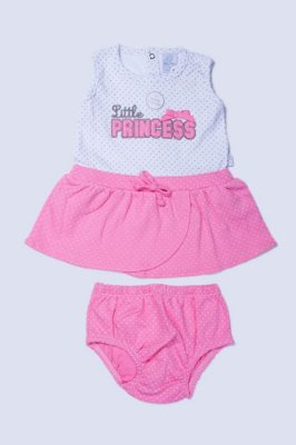 Vestido Little Princess - PIU PIU