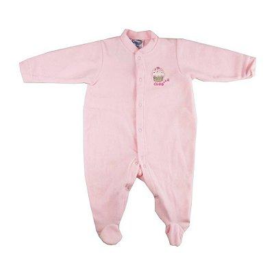 Pijama Soft Club Z Rosa - PIU PIU
