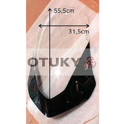 Bolha para Varadero XL 1000V - Alongada +5cm