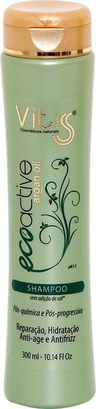 Shampoo Ecoactive Argan Oil Vitiss