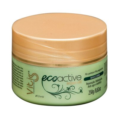 Máscara Capilar Ecoactive Argan Oil Vitiss