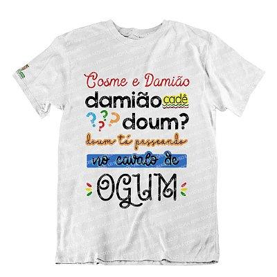 Camiseta Cadê Doum?