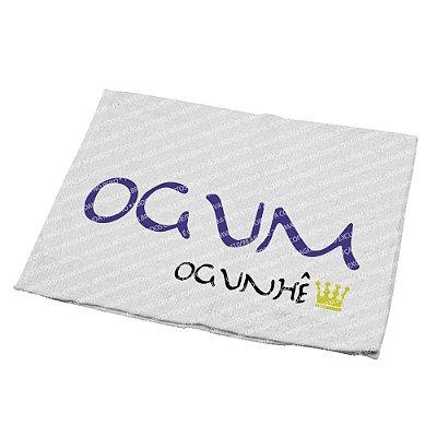 Toalha Ogum (Azul)