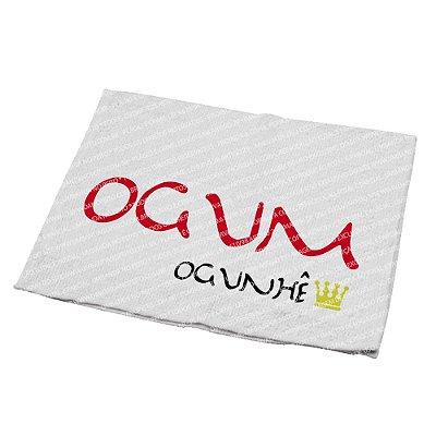 Toalha Ogum (Vermelho)