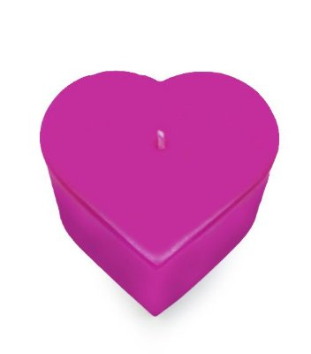 Vela Coração Oxum