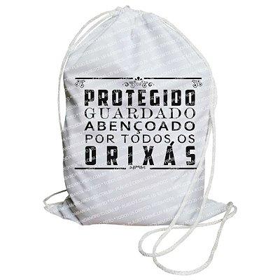 Mochilinha para Guias / Colares / Fios de Contas - Protegido e Guardado