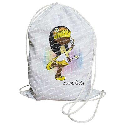 Mochilinha para Guias / Colares / Fios de Contas - Oxum Kids I
