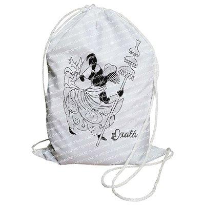 Mochilinha para Guias / Colares / Fios de Contas - Epa Baba