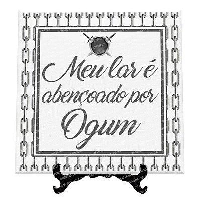 Azulejo Meu Lar Ogum