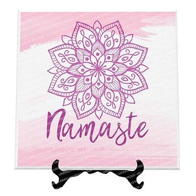 Azulejo Namaste