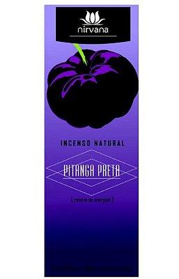Incenso Pitanga Preta