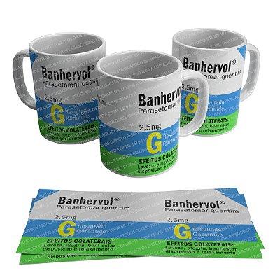 Caneca Cuidados Banhervol