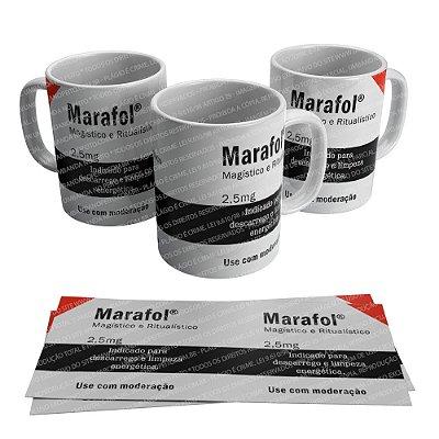Caneca Cuidados Marafol