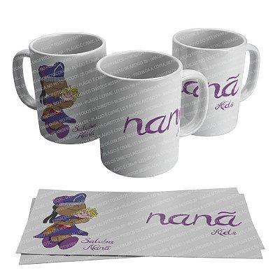 Caneca Nanã Kids