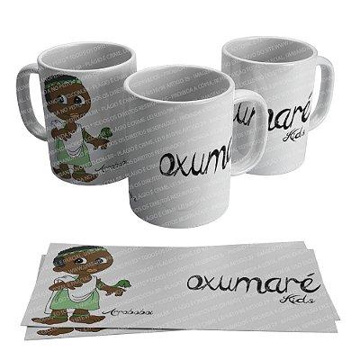 Caneca Oxumaré Kids